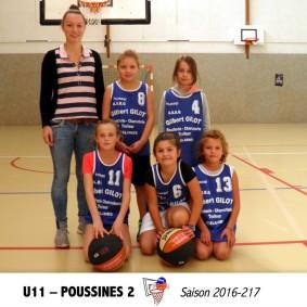 U11 POUSSINES 2 - 10X15