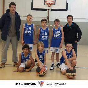 U11 POUSSINS - 10X15